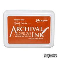 Архивные чернила Ranger - Wendy Vecchi - Archival Ink Pads - Orange Blossom
