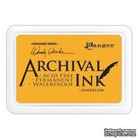 Архивные чернила Ranger - Archival Ink Pads - Dandelion