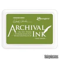 Архивные чернила Ranger - Archival Ink Pads - Leaf Green
