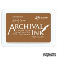 Архивные чернила Ranger - Archival Ink Pads - Tree Branch