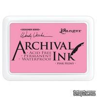 Архивные чернила Ranger - Wendy Vecchi - Archival Ink Pads - Pink Peony