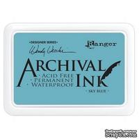 Архивные чернила Ranger - Wendy Vecchi - Archival Ink Pads - Sky Blue