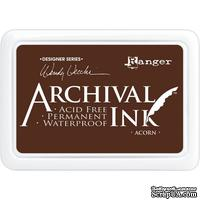 Архивные чернила Ranger - Wendy Vecchi - Archival Ink Pads - Acorn
