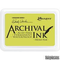 Архивные чернила Ranger - Wendy Vecchi - Archival Ink Pads - Prickly Pear - ScrapUA.com