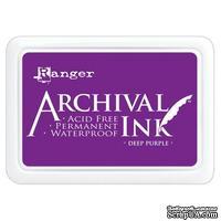 Архивные чернила Ranger - Archival Ink Pads - Deep Purple