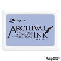 Архивные чернила Ranger - Archival Ink Pads - Blue Violet