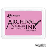Архивные чернила Ranger - Archival Ink Pads - Magenta Hue