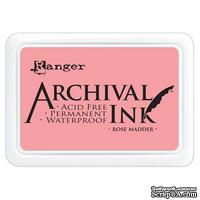 Архивные чернила Ranger - Archival Ink Pads - Rose Madder