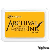 Архивные чернила Ranger - Archival Ink Pads - Saffron