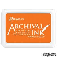 Архивные чернила Ranger - Archival Ink Pads - Monarch Orange