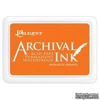 Архивные чернила Ranger - Archival Ink Pads - Monarch Orange
