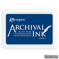 Архивные чернила Ranger - Archival Ink Pads - Cobalt
