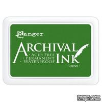 Архивные чернила Ranger - Archival Ink Pads - Olive