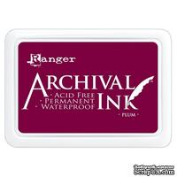 Архивные чернила Ranger - Archival Ink Pads - Plum