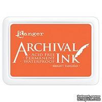 Архивные чернила Ranger - Archival Ink Pad - Bright Tangelo
