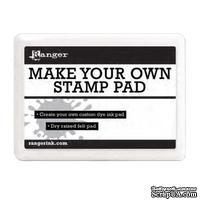 Подушечка для штампинга Ranger - Make Your Own Ink Pad - Felt, пустая