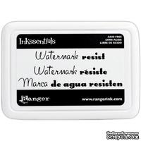 Чернила-резист Ranger - Clear Resist Products Watermark Resist Ink #0 Stamp Pad
