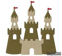 Лезвие Lifestyle Crafts - QuicKutz - Sand Castle