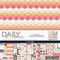 Набор скрапбумаги и декора Teresa Collins - Daily Stories - Collection Pack, 9+2 листа