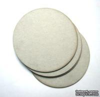 Чипборд Круг, диаметр 8,2 см