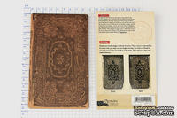 "КОМИССИОНКА - Обложка для мини-альбома 7 Gypsies ""Book Covers"" - Roma, 2 шт, размер 9х14 см,"