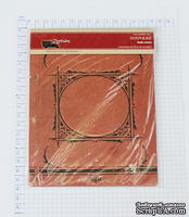"КОМИССИОНКА - Обложка для мини-альбома 7 Gypsies ""Book Covers"" - Paris, 2 шт, размер 9х14 см"
