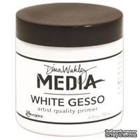Гессо Ranger - Dina Wakley Media - White, цвет белый