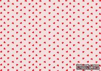Доска для тиснения Petite hearts от Cheery Lynn Designs