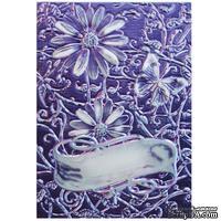 Папка для тиснения 3D от Spellbinders - Delightful Daisies