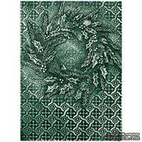 Папка для тиснения от Spellbinders - Rustic Wreath