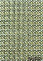 Папка для тиснения от Spellbinders - Cane Weave