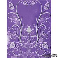 Папка для тиснения от Spellbinders - Floral Jewel