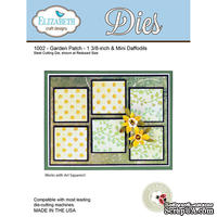 Ножи от Elizabeth Craft Designs - Garden Patch & Mini Daffodils