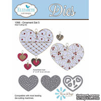 Ножи от Elizabeth Craft Designs - Ornament Set 5