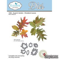 Ножи от Elizabeth Craft Designs - Susan's Garden - Garden Patch Woodland Leaves
