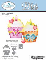 Ножи от Elizabeth Craft Designs - Cupcakes