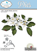 Ножи от Elizabeth Craft Designs - Garden Notes - Jasmine