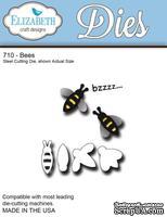 Нож  от   Elizabeth  Craft  Designs  -  Bees,  6  элементов.