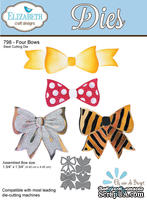 Ножи от Elizabeth Craft Designs - Four Bows