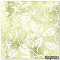 Папка для тиснения Nellie Snellen - Embossing Folder - Leaves - ScrapUA.com