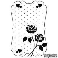 Папка для тиснения Nellie Snellen -  Vintasia Love - ScrapUA.com