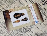 Эпоксидные наклейки от Евгения Курдибановская ТМ - Лампочки №2