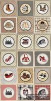 Картинки от Евгения Курдибановская ТМ - Одежда, 15х30см