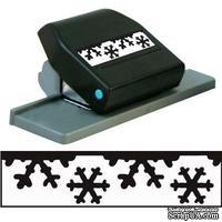 Бордюрный дырокол EK Tools - Snowflake Edger Punch
