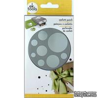 Дырокол EK Tools - Large Round Confetti Dots