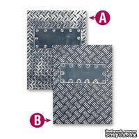 Папки для тиснения от Spellbinders - Industrial - ScrapUA.com