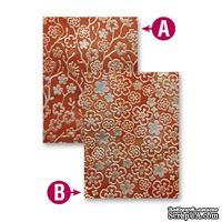 Папки для тиснения от Spellbinders - Awesome Blossoms