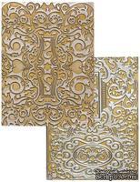 Папка для тиснения от Spellbinders - Decorative Fancy Tags Two