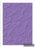 Папка для тиснения Cart-Us Birds Embossing Folder