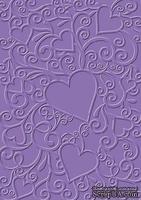 Папка для тиснения Cart-Us Ornament Hearts Embossing Folder